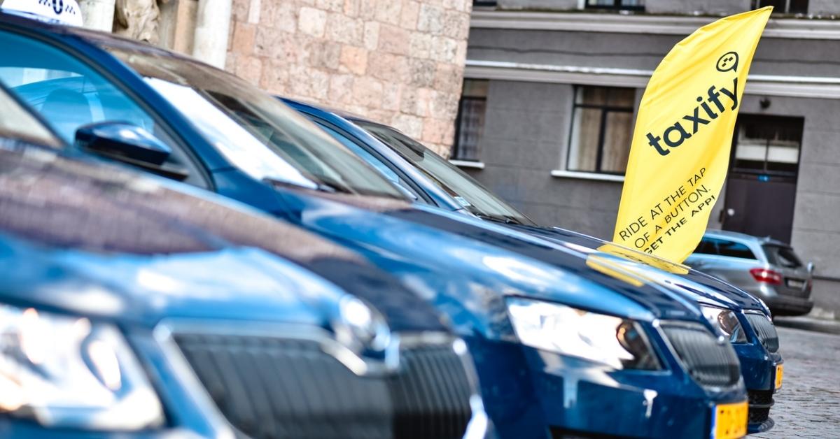 2017. gadā Taxify klientu skaits Latvijā ir pieaudzis 4 reizes