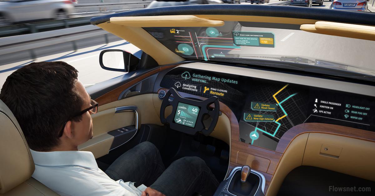 LG un HERE Technologies uzsāk sadarbību pašbraucošo automašīnu jomā