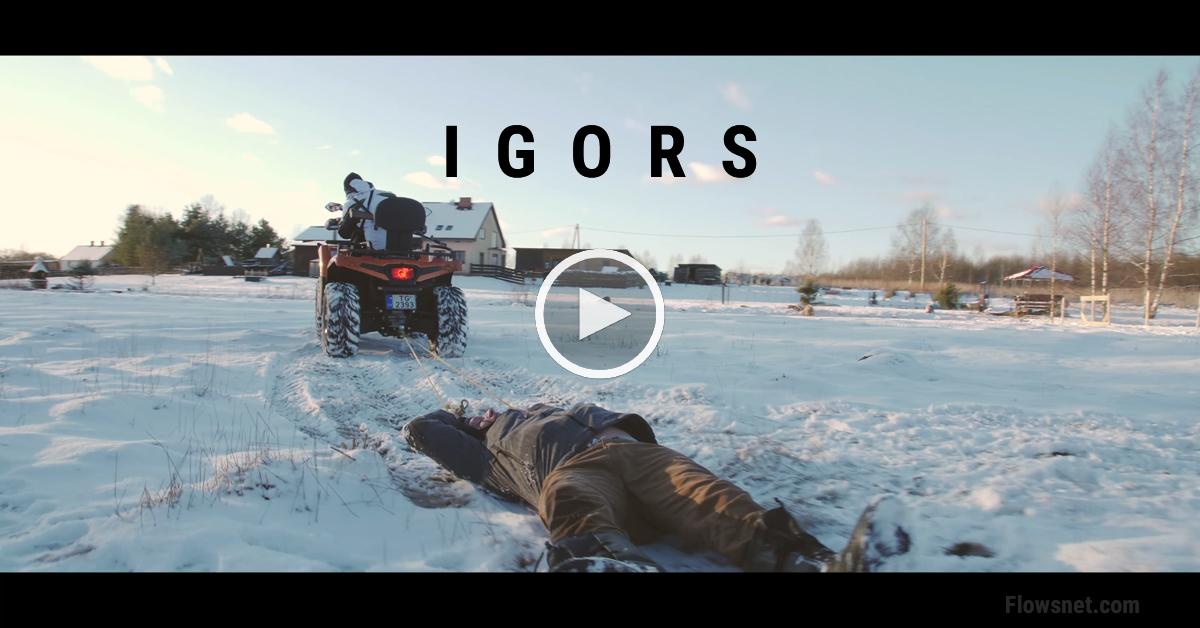 Video: Latviešu Īsfilma ''IGORS''