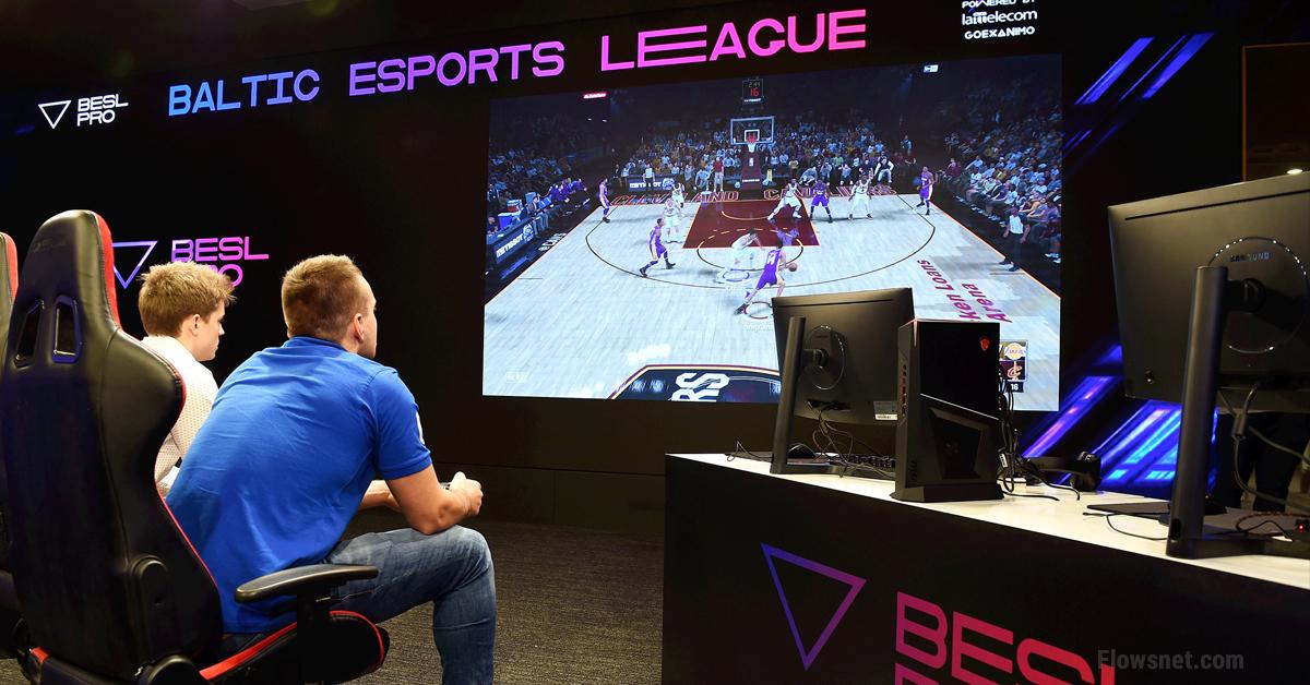 VIDEO: Ar profesionālu spēlētāju dalību Rīgā atklāta Baltijā pirmā eSporta līga