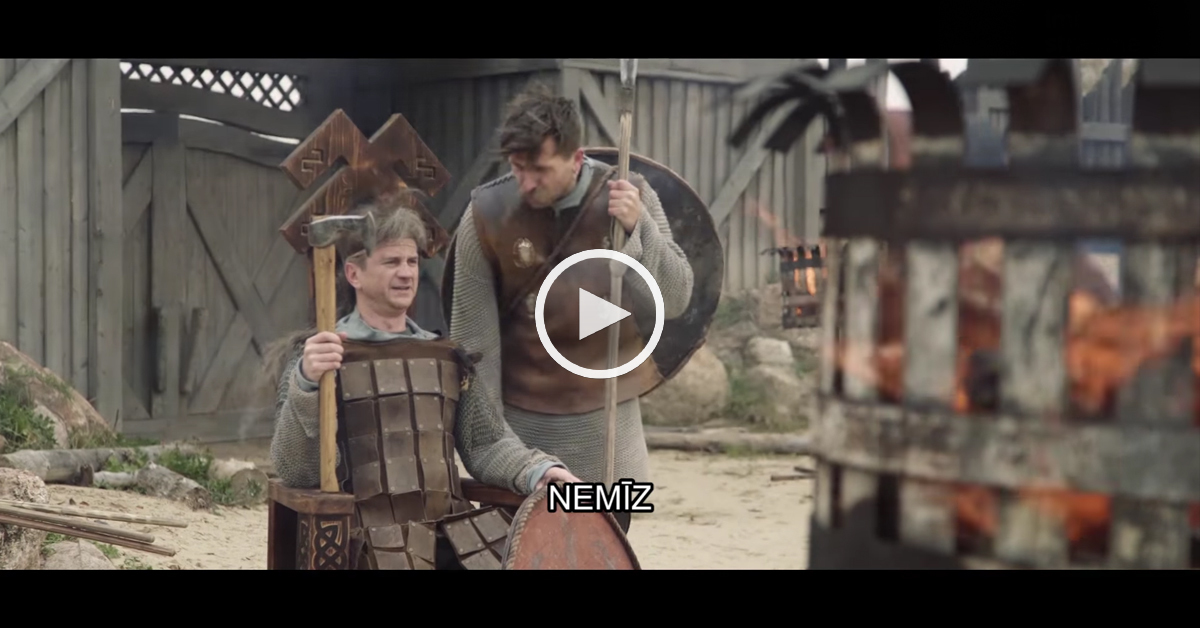 VIDEO: NAMEJA GREDZENAM ir izveidota parodija NAMEIZ