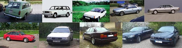 Pašu pieredze ar lietošanā bijušiem/esošiem auto Evolucija.sized