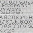 Русский алфавит схемы для вязания 6861
